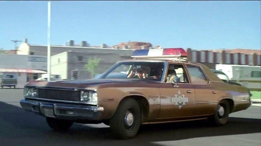 1974 Plymouth Fury I