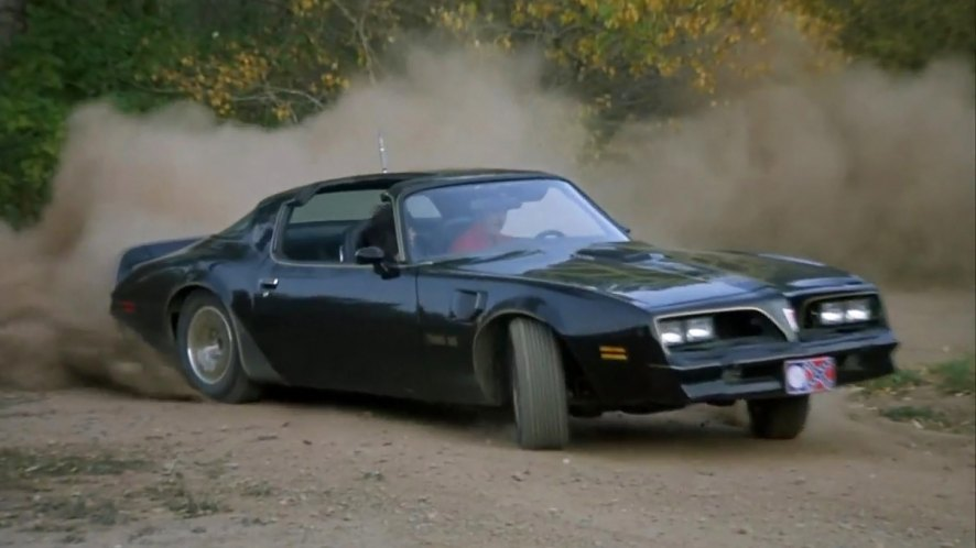 1977 Pontiac Firebird Trans Am, Smokey and the Bandit 1977