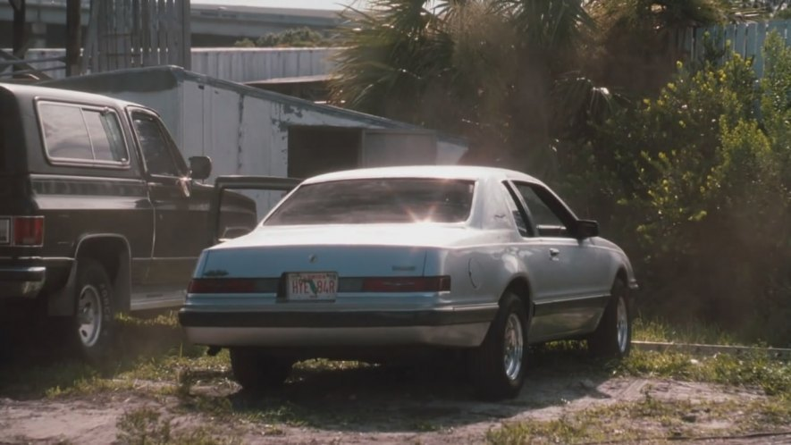 1985 Ford Thunderbird