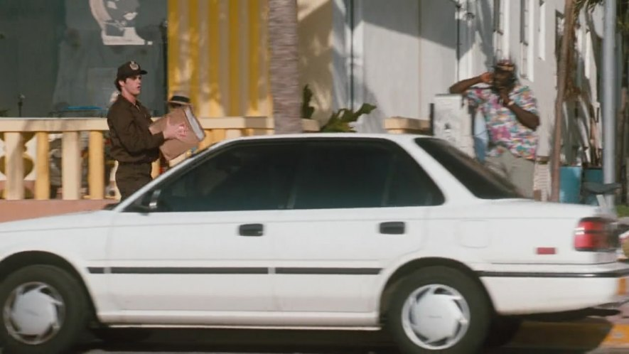 """All the Cars in """"Ace Ventura: Pet Detective"""" (1994)"""