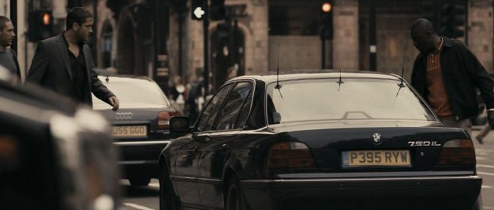 1997 BMW 750iL E38
