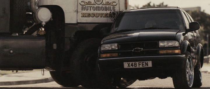 1998 Chevrolet Blazer S-10