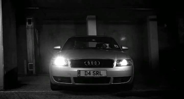 2005 Audi A4 Cabriolet 1.8 T B6 Typ 8H, The Human Centipede II 2011