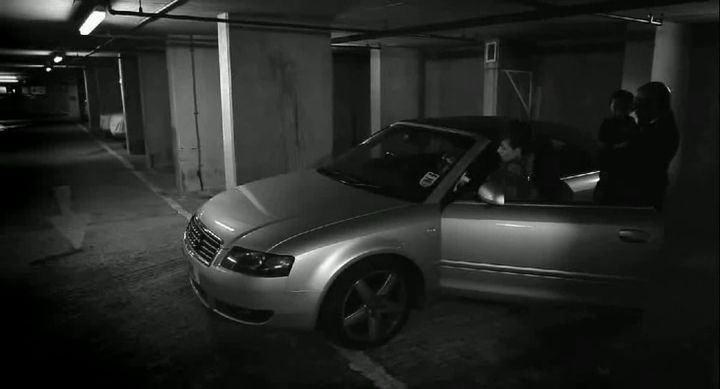 2005 Audi A4 Cabriolet 1.8 T B6 Typ 8H, The Human Centipede II Full Sequence 2011