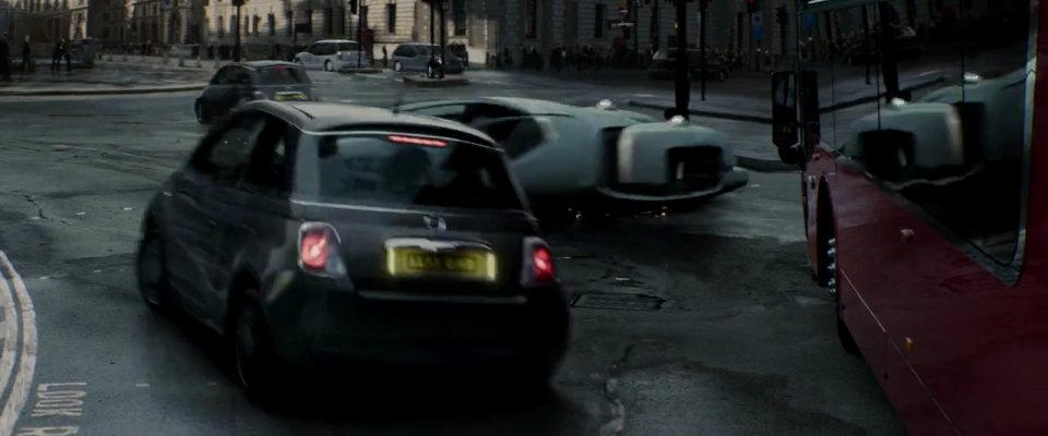 2007 Fiat 500 312 - Best Movie Cars