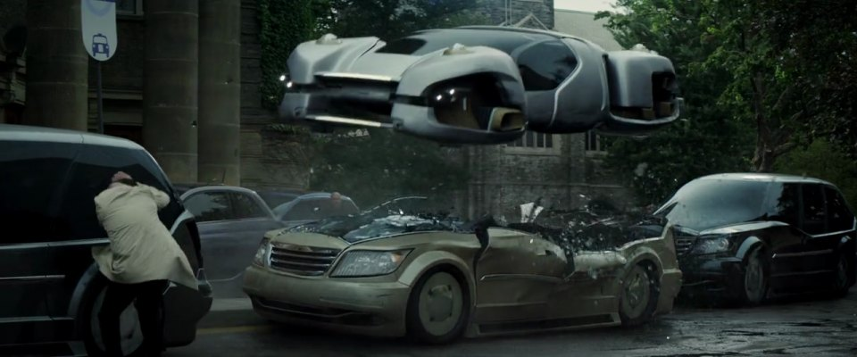 "All the Cars in ""Total Recall"" (2012)"