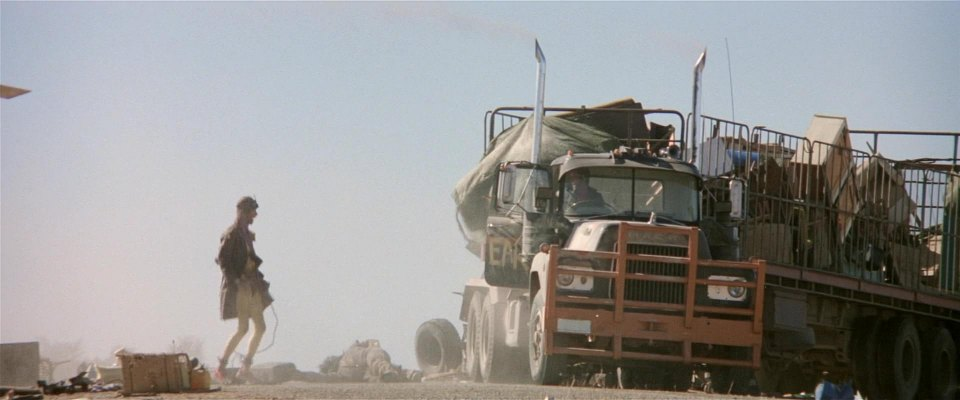Mack R-Series, Mad Max 2 The Road Warrior 1981