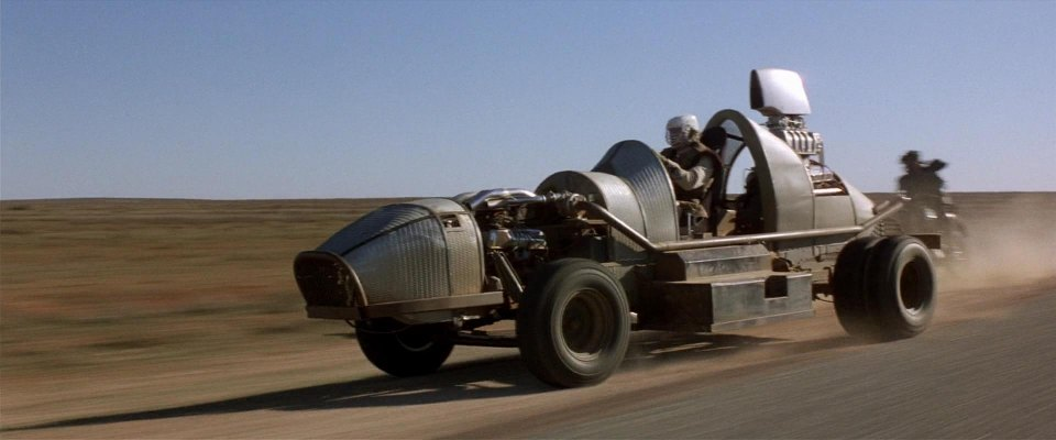 Made for Movie Lone Wolf on Ford F-100 Chassis, Mad Max 2 The Road Warrior 1981
