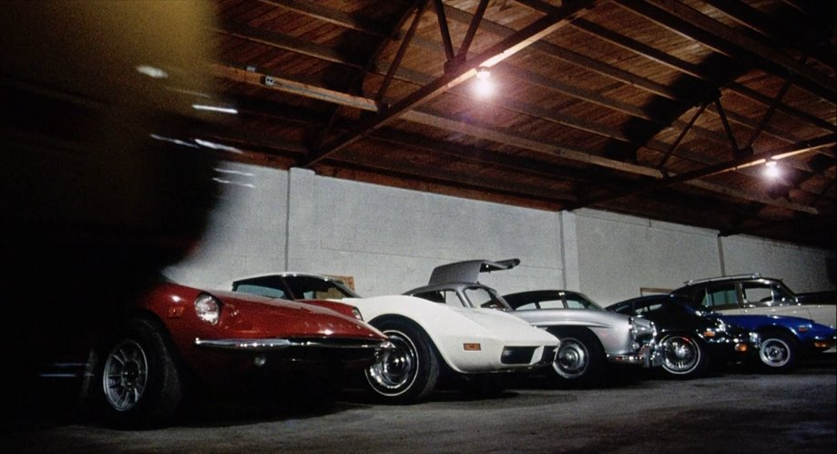 """List of the 48 cars stolen in """"Gone in 60 Seconds"""" 1974 original movie - Best Movie Cars"""