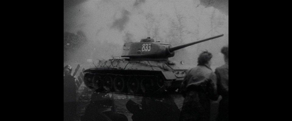 Uralvagonzavod T-34-85