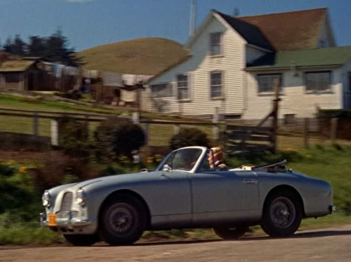 1954 Aston Martin DB2 4 Drophead Coupe Mk I LML 944