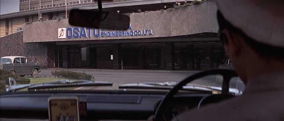 1960 Datsun Bluebird 310