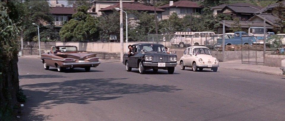 1965 Subaru 360