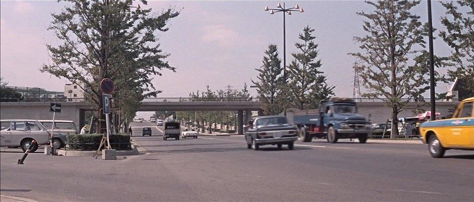 1966 Datsun Sunny Van VB10