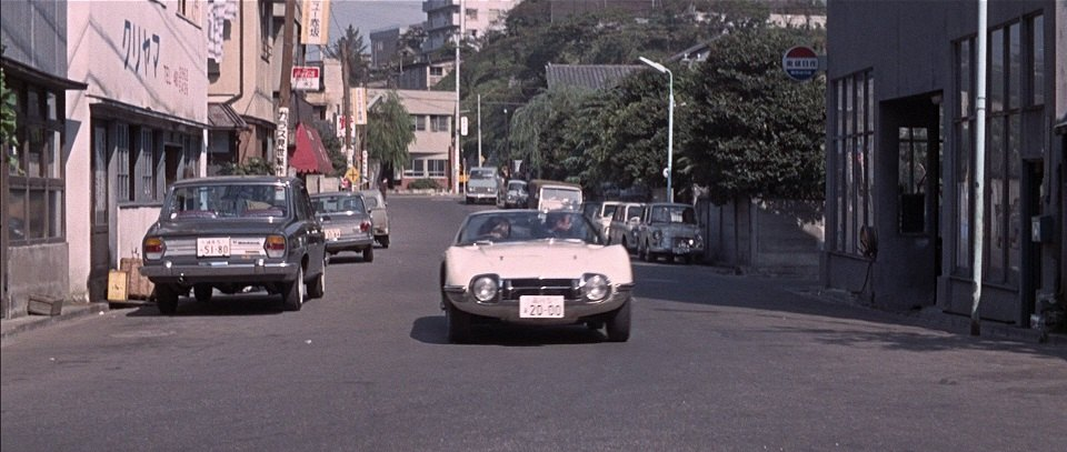 1966 Nissan Cedric 130