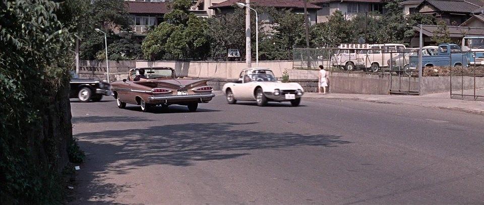 1966 Subaru Sambar