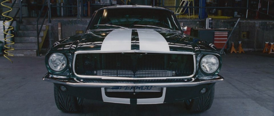 1967 Ford Mustang Fastback 2+2, The Fast and the Furious Tokyo Drift 2006