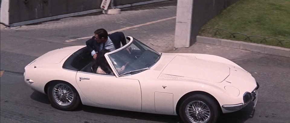 1967 Toyota 2000GT MF10, You Only Live Twice 1967