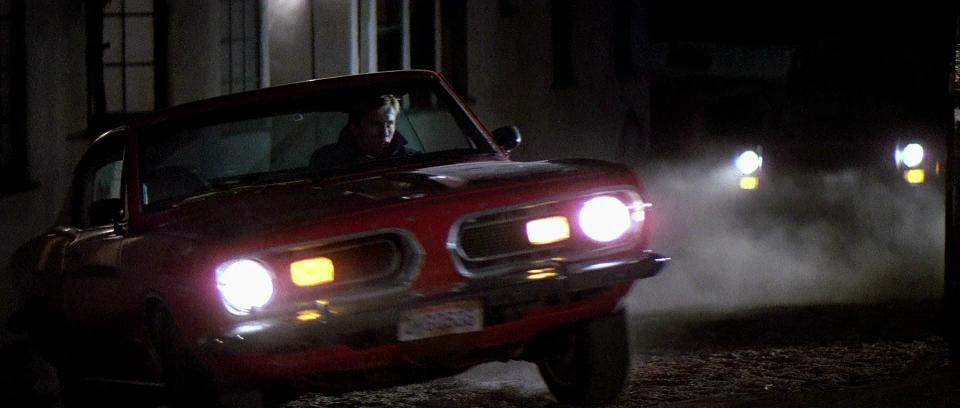 1969 Plymouth Barracuda, They Live 1988