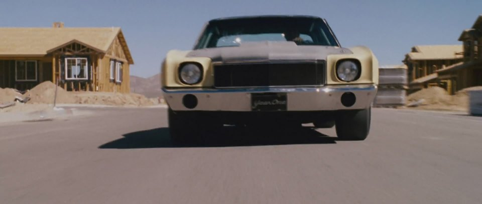 1970 Chevrolet Monte Carlo, The Fast and the Furious + Tokyo Drift