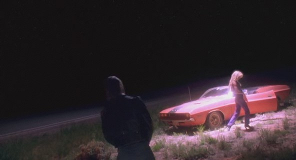 1970 Dodge Challenger RT Convertible, Natural Born Killers 1994