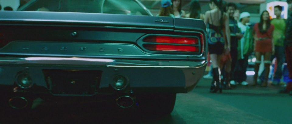 1970 Plymouth Road Runner/ 2006 The Fast and the Furious 3 ...