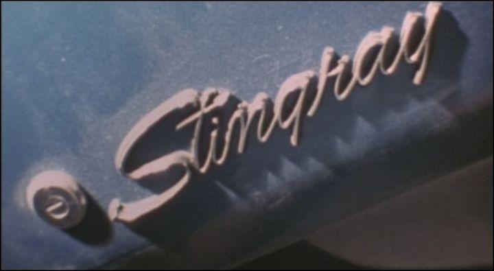 1974 Chevrolet Corvette Stingray C3