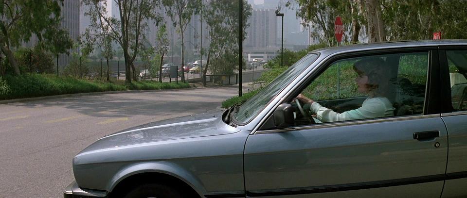 1988 BMW 325 E30, They Live