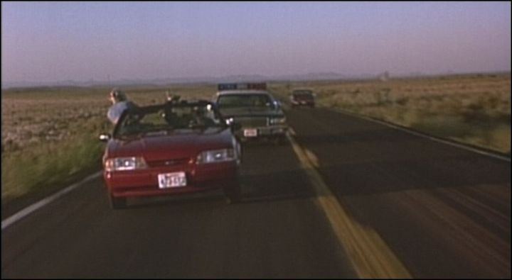 1992 Ford Mustang LX, Natural Born Killers 1994