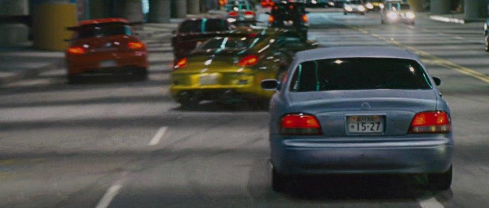 1998 Mazda 626 GF