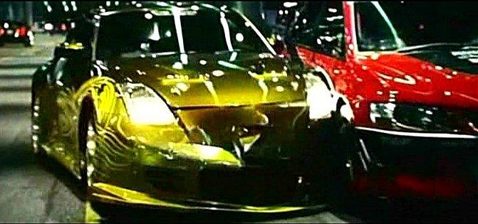 2002 Nissan Fairlady Z Z33