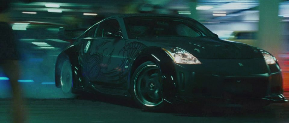 2002 Nissan Fairlady Z Z33, The Fast and the Furious Tokyo Drift