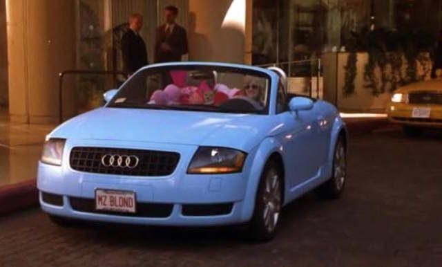 2003 Audi TT Roadster 1.8 T Typ 8N, Legally Blonde 2 2003