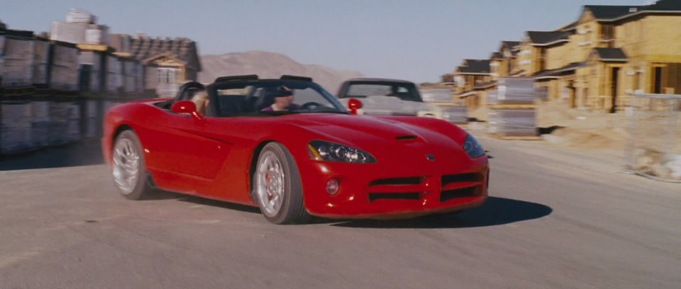 2003 Dodge Viper SRT-10, The Fast and the Furious Tokyo Drift 2006