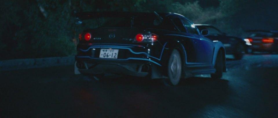 2004 Mazda RX-8 FE3S