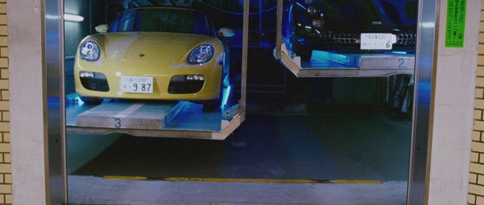 2005 Porsche Boxster 987