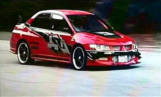 2006 Mitsubishi Lancer Evolution IX GSR
