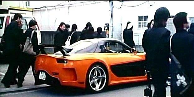 Mazda RX-7 Veilside FD