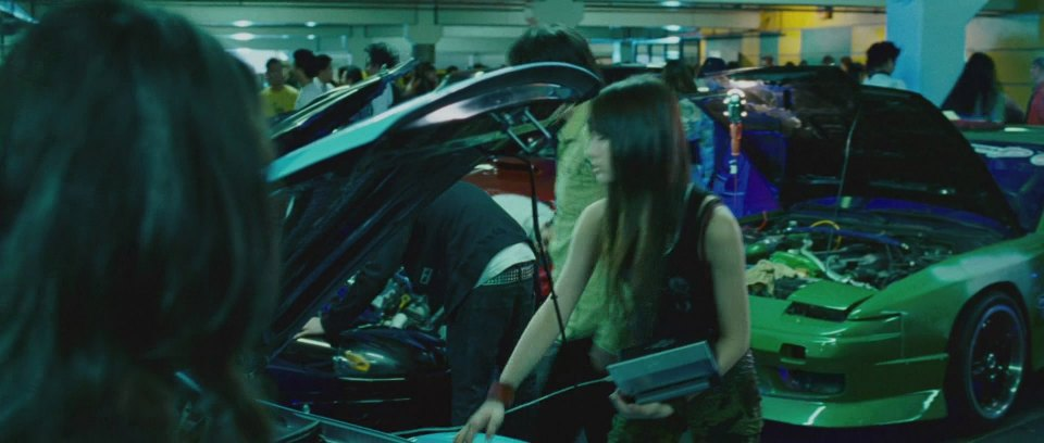 Nissan 180SX S13, The Fast and the Furious 3 2006