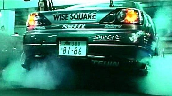 Nissan Silvia Spec-R S15, The Fast and the Furious Tokyo Drift