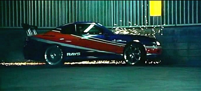 Nissan Silvia Spec-R S15, The Fast and the Furious Tokyo Drift 2006
