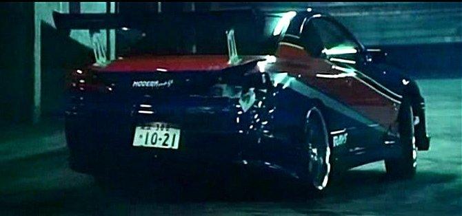 Nissan Silvia Spec-R S15