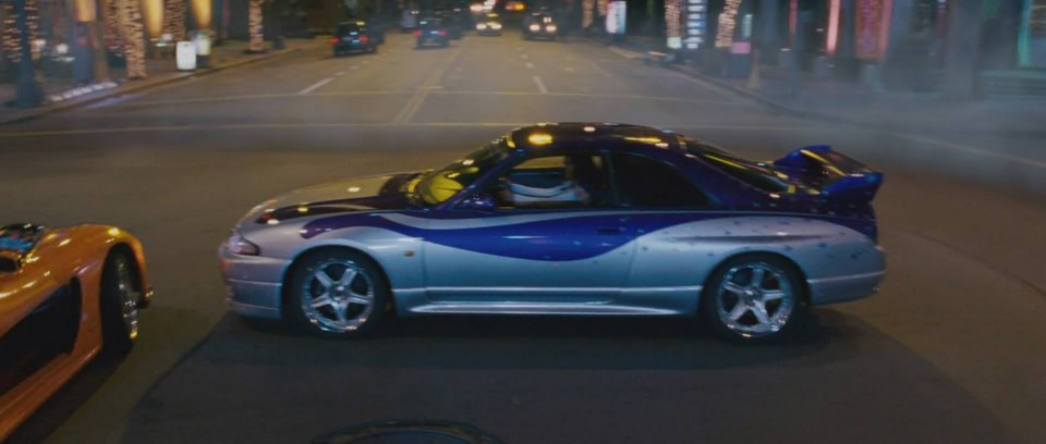 Nissan Skyline GT-R R33, The Fast and the Furious Tokyo Drift 2006