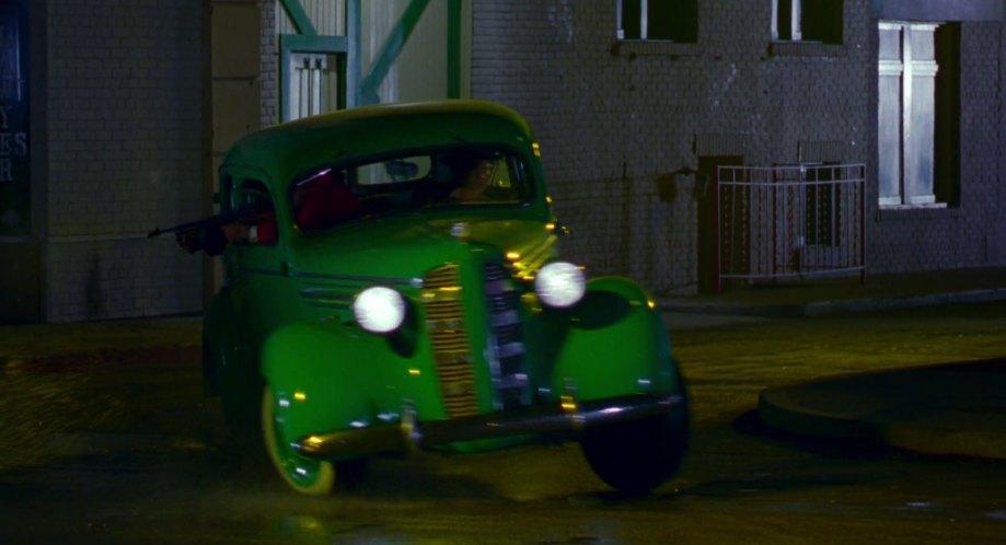 1937 Dodge Touring Sedan D-5