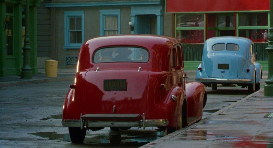 1937 Plymouth De Luxe Touring Sedan P-4