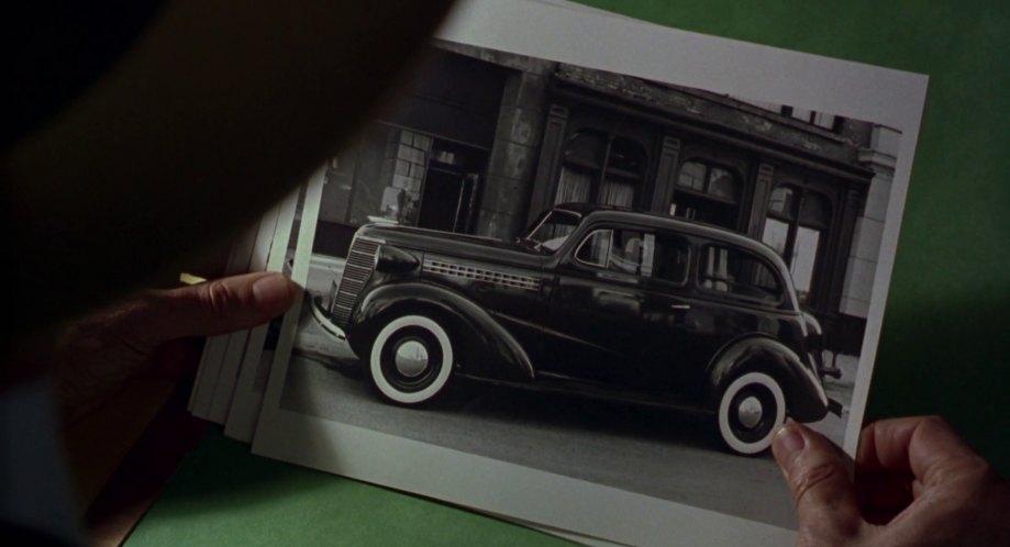 1938 Chevrolet Master Town Sedan HB