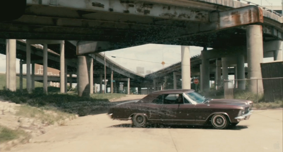 1963 Buick Riviera, Drive Angry