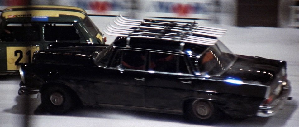 1963 Mercedes-Benz 220 S W111