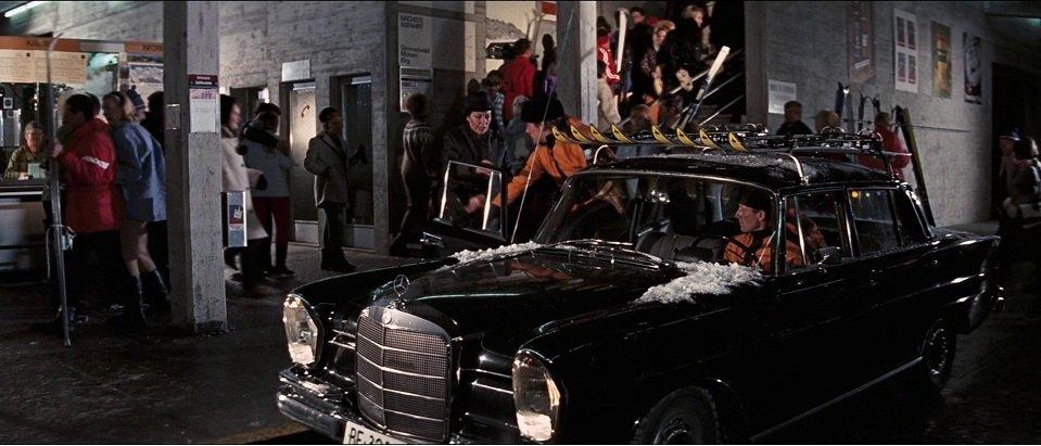 1963 Mercedes-Benz 220 S W111, On Her Majestys Secret Service 1969
