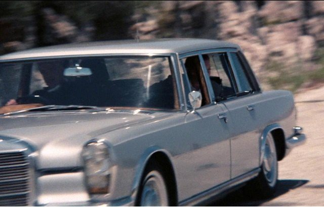1964 Mercedes-Benz 600 W100, On Her Majestys Secret Service